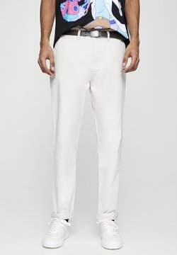 PULL&BEAR - Chinot - white