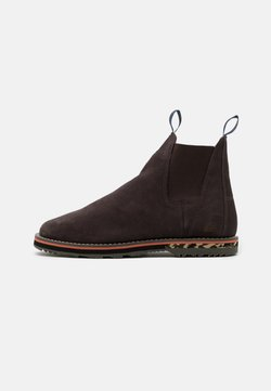 Quiksilver - BOGAN - Snowboots  - brown/black