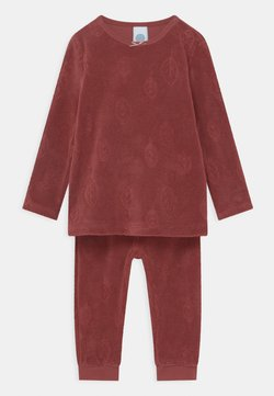 Sanetta - UNISEX - Pijama - redwood