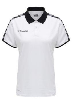 Hummel - HMLAUTHENTIC FUNCTIONAL  - Poloshirt - white