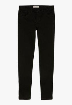 Levi's® - 710 SUPER SKINNY - Skinny-Farkut - rinsed black