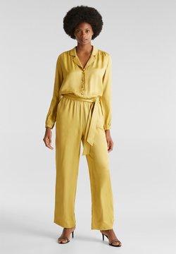 Esprit Collection - Combinaison - dusty yellow