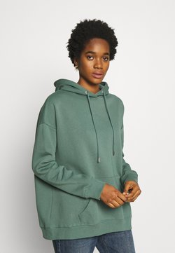 Nly by Nelly - OVERSIZED HOODIE - Kapuzenpullover - green
