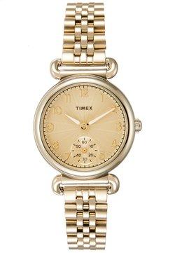 Timex - WOMEN S MODEL - Zegarek - gold-coloured