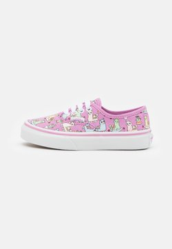Vans - AUTHENTIC - Sneakers basse - orchid/true white