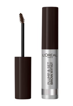 L'Oréal Paris - BROW ARTIST PLUMP & SET - Augenbrauengel - ebony