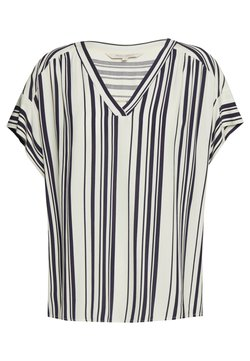 Part Two - DRINE - Bluse - bold stripe, navy