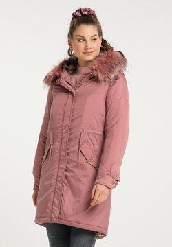 myMo - Wintermantel - rosa