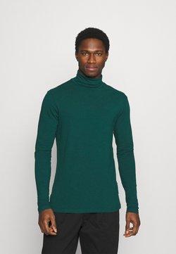Pier One - Langærmede T-shirts - green