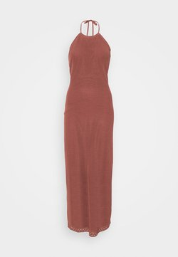 Fashion Union - BEACH DRESS - Vestido largo - red