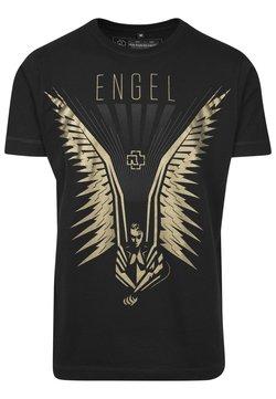 Mister Tee - RAMMSTEIN FLÜGEL TEE - T-Shirt print - black