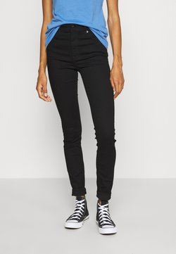 GAP - RINSE - Jeans Skinny Fit - black wash