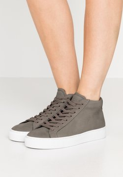 GARMENT PROJECT - TYPE MID SLIM SOLE - Sneakers hoog - grey