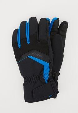 Ziener - GABINO GLOVE SKI ALPINE - Fingervantar - black/blue