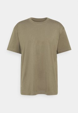 Weekday - OVERSIZED - T-shirts - brown