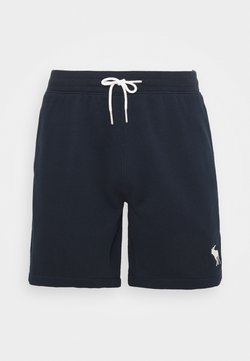 Abercrombie & Fitch - EXPLODED ICON - Jogginghose - dark blue