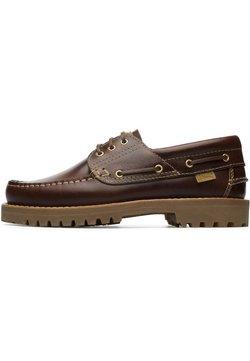 Camper - NAUTICO - Chaussures bateau - brown