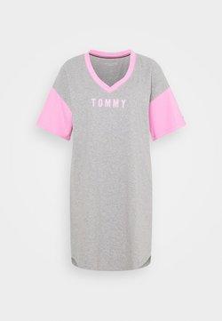 Tommy Hilfiger - SLEEP DRESS - Nachthemd - mid grey heather