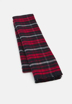 Tommy Hilfiger - SIGNATURE DOUBLE SIDED SCARF - Sciarpa - red