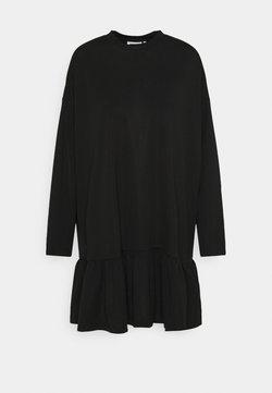 Weekday - ERINA DRESS - Vapaa-ajan mekko - black