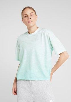 Puma - TEE - Print T-shirt - fair aqua