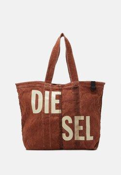 Diesel - THISBAGISNOTATOY GRANYTO SHOPPER - Shoppingväska - brown