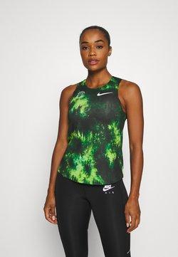 Nike Performance - AEROSWIFT - Top - white/pine green