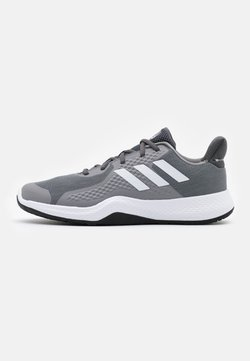 adidas Performance - FITBOUNCE VERSATILITY BOUNCE TRAINING SHOES - Trainings-/Fitnessschuh - grey three/footwear white/core black