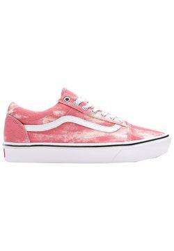 Vans - UA COMFYCUSH OLD SKOOL - Sneakersy niskie - (in bloom) multi/white