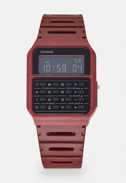 Casio - Montre à affichage digital - red