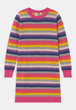 GAP - GIRL UNITY  - Strickkleid - multi-coloured