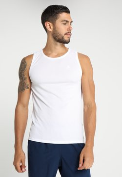 ODLO - CREW NECK SINGLET ACTIVE LIGHT - Camiseta interior - white