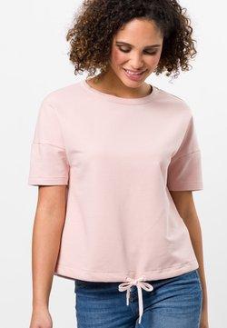 zero - T-Shirt basic - peach sorbet