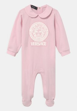 Versace - MEDUSA UNISEX - Pijama de bebé - pink/white