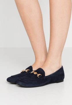 Pretty Ballerinas - Slipper - navy blue/oro