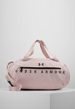 Under Armour - ROLAND DUFFEL - Sports bag - dash pink/black