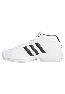 adidas Performance - PRO MODEL 2G SHOES - Basketball shoes - white
