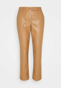 comma - Trousers - camel