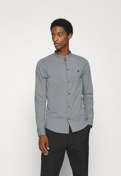 Pier One - Camisa - blue-grey
