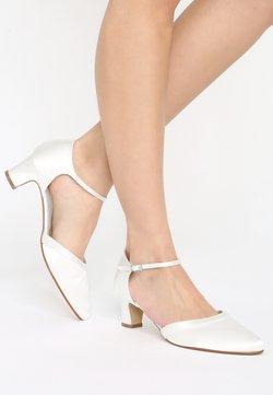 Elsa Coloured Shoes - ANIKA - Brautschuh - ivory