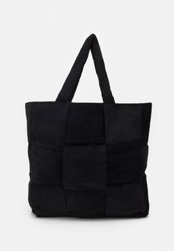 Topshop - LARGE BAG - Shoppingväska - black