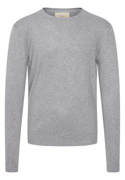 Tailored Originals - TOMONT - Trui - lig grey m