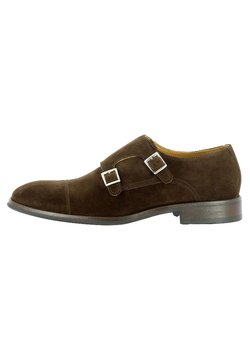 Evita - STEFANO - Business-Slipper - dark brown