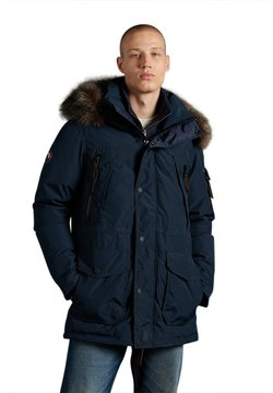 Superdry - Parka - eclipse navy