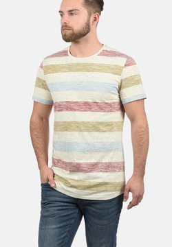 Blend - EFKIN - T-Shirt print - rust red