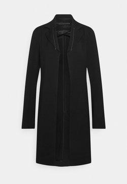 MM6 Maison Margiela - GIACCA - Krótki płaszcz - black