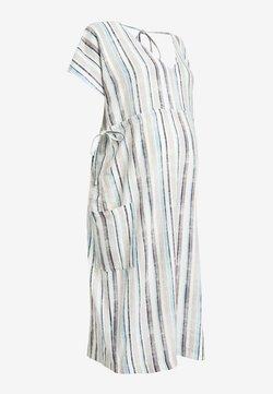 Next - POCKET DETAIL - Vestido informal - off-white