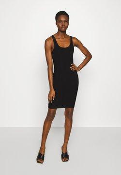 JUST FEMALE - GREASE DRESS - Vestido ligero - black