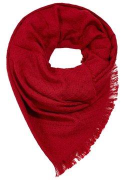 edc by Esprit - Foulard - dark red