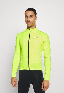 Gore Wear - C3 THERMO  - Fleecejacke - neon yellow